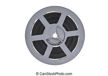 Vintage Plastic Super 8 Film Reel - Vintage plastic super 8...
