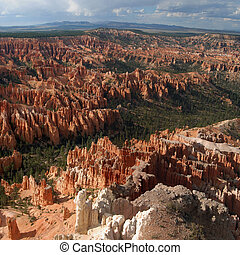 Bryce Canyon, Arizona - Bryce Canyon National Park, Arizona,...