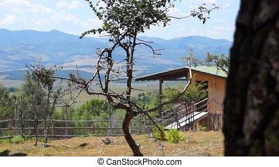 Beautiful Romania landscape