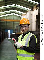 Industrial engineer