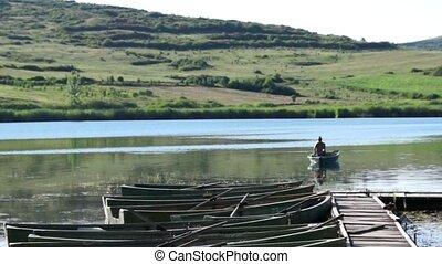 Beautiful Romanian lake