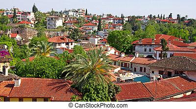 Turkey. Antalya town