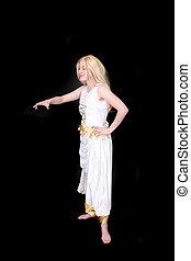 déesse,  Athéna
