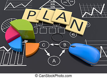 Business plan - Strategy business planning as a background