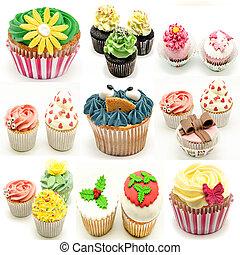 Kilka,  Cupcakes, ścienny