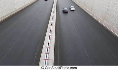 asphalt  road motion car