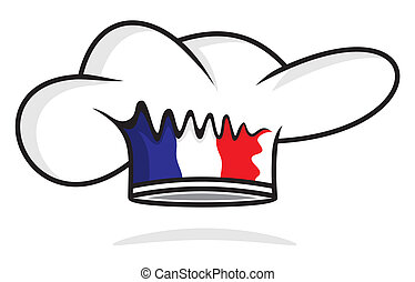 France chef hat