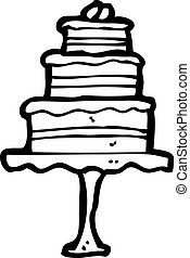 Cake stand Clip Art Vector Graphics. 1,065 Cake stand EPS ...