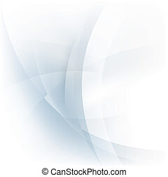 Abstract light background, vector template