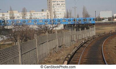 Subway in Kiev