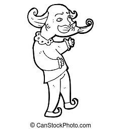 cartoon Shakespeare