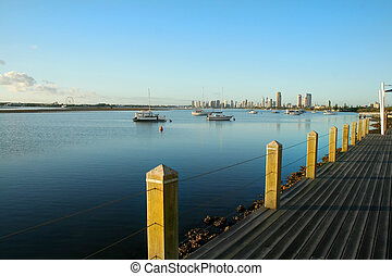 Broadwater Gold Coast - The Broadwater on the Gold Coast...