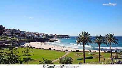 Bronte Beach Sydney - Bronte Beach in Sydney Australia...