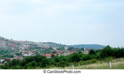 Beautiful Romania landscape