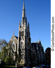 Cathedral - Dunedin, New Zealand