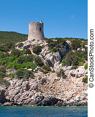 Watchtower - Gorgeous tower ruins located above the...