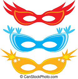 vector carnival masks masks for masquerade