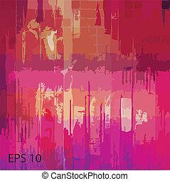 Grunge texture, EPS10