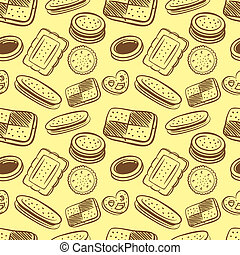 biscuit pattern