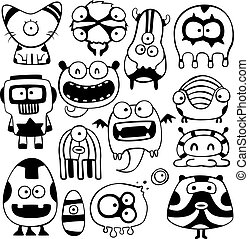 funny characters