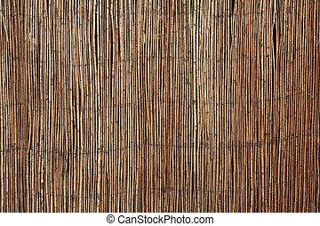 bamboo matt