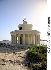 Ag Theodori Lighthouse Argostoli, Kefalonia