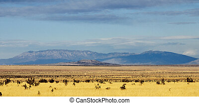 Southern New Mexico landscape - Southern New Mexico...