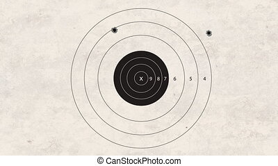 shooting target very bad