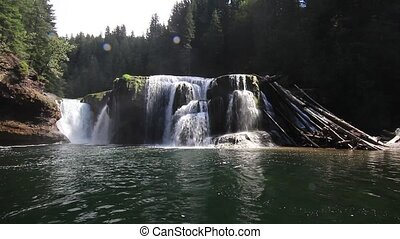 Lower Falls Lewis River