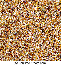 Sea sand texture, seamless - Sea sand texture made of shell...