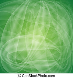 Abstract Vector Dynamic Wave Backgrounds