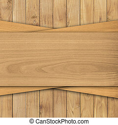 Brown wood texture background with space for text