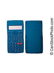 scientific calculator - Dark blue scientific calculator...