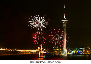Macau International Fireworks Display Contest