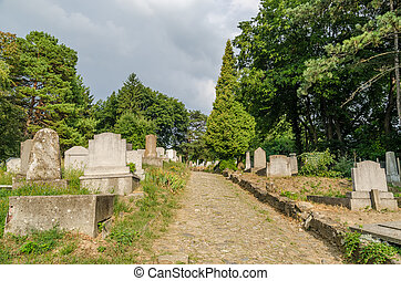 Evangelical Cemetery - Old Evangelical Cemetery In...