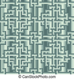 Ornamental pattern. Seamless vector