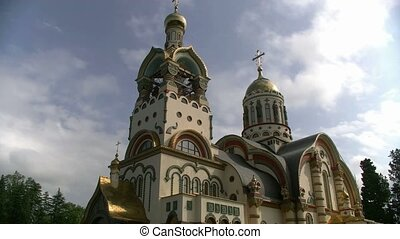 Church of St. Prince Vladimir - view of the church of St....