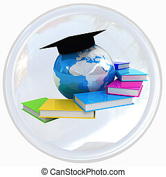 Global Education button