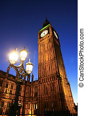 Big Ben, Palace of Westminster