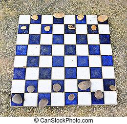 boardgame checkers
