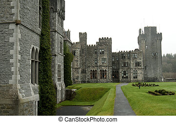 Ashford Castle, Co. Mayo - Ireland - Ashford Castle is a...