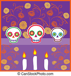 dia de muertos 3 - its a EPS file