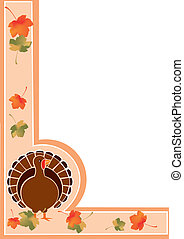 thanksgiving day invitation 3 - its a EPS file