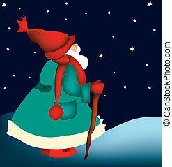 Christmas Santa - its a EPS file