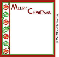 Christmas card 9 - its a EPS file