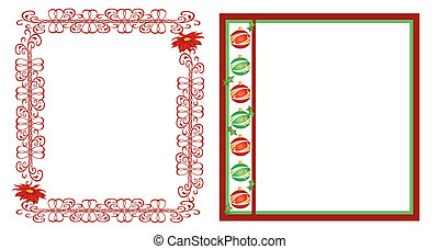 Christmas frames - its a EPS file