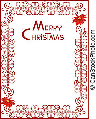 Christmas card 10 - its a EPS file