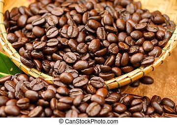 assado,  coffee), feijões, café,  (arabica