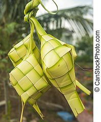 Malaysian Traditional Food, Ketupat