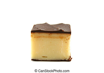 Caramel Fudge - Delicious handmade caramel fudge.
